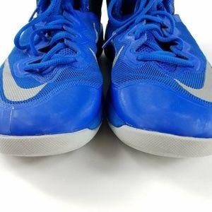 Nike Shoes - Nike Prime Hype DF II Men's Size 8 Blue High Tops